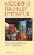 moderne italiensk litteratur - bog