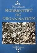 modernitet og organisation - bog