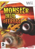 monster trux extreme: offroad edition - wii