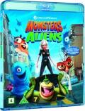monsters mod aliens - Blu-Ray