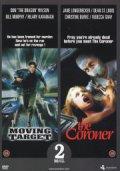 moving target / the coroner - DVD