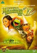 muppet show - muppets og troldmanden fra oz - DVD