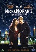 nick and norahs infinite playlist - DVD