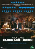 nick cave: 20.000 dage på jorden / 20.000 days on earth - DVD