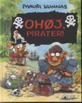 ohøj pirater - bog