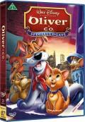 oliver og co. - disney - DVD