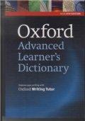 oxford advanced learners dictionar,8.udg,2010 - bog
