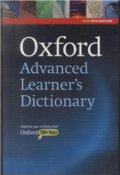 oxford advanced learners dictionary med cd-rom, 8. udg - bog
