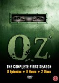 oz - fangerne fra oz - sæson 1 - hbo - DVD