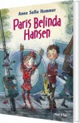 paris belinda hansen - bog