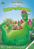 peter og dragen - DVD