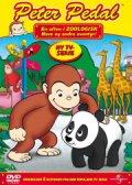 peter pedal - en aften i zoologisk have og andre eventyr - DVD