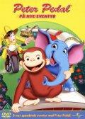 peter pedal på nye eventyr - DVD