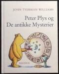 peter plys og de antikke mysterier - bog