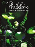 phil collins - finally first farewell tour - DVD