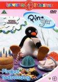 pingu 12 : pingus fødselsdag - DVD