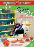 pingu 5 - pingu og legetøjsbutikken - DVD