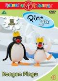 pingu - kongen pingu - DVD