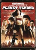 planet terror - grindhouse - DVD