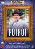 poirot - boks 6 - DVD