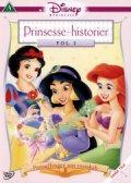 prinsesse historier 2 - fortællinger om venskab - DVD
