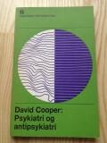 psykiatri og antipsykiatri - bog