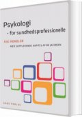 psykologi for sundhedsprofessionelle - bog