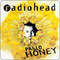 radiohead - pablo honey - cd