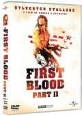 rambo 2: first blood part 2 - DVD