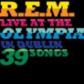 r.e.m. - live at the olympia in dublin - cd