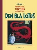 reporteren tintins oplevelser: den blå lotus - bog
