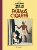 reporteren tintins oplevelser: faraos cigarer - bog