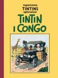 reporteren tintins oplevelser: tintin i congo - bog