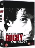 rocky anthology 1-5 - box - DVD