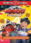 rorri racerbil - store chris går i luften - DVD