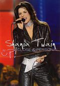shania twain - up close and personal - DVD