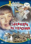 sørøverne på krageøen - DVD