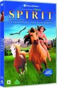 spirit - hingsten fra cimarron - DVD