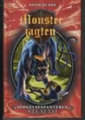 spøgelsespanteren stealth - monsterjagten bind 24 - bog