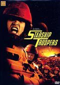 starship troopers - DVD