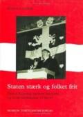 staten stærk og folket frit - bog