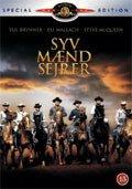 the magnificent seven / syv mænd sejrer - 1960 special edition - DVD