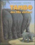 tambo den lille elefant - bog