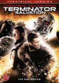 terminator 4 - salvation - DVD