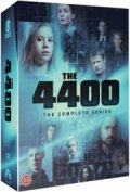 the 4400 box - komplet - sæson 1-4 - DVD