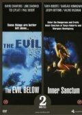 the evil below / nattens stemme - DVD