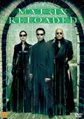 the matrix reloaded - DVD
