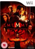 the mummy: tomb of the dragon emperor - dk - wii