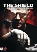 the shield - sæson 6 - DVD
