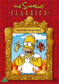 the simpsons - heaven and hell - DVD